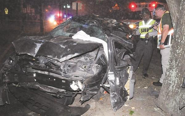 High-speed crash claims TC man – Tabor-Loris Tribune