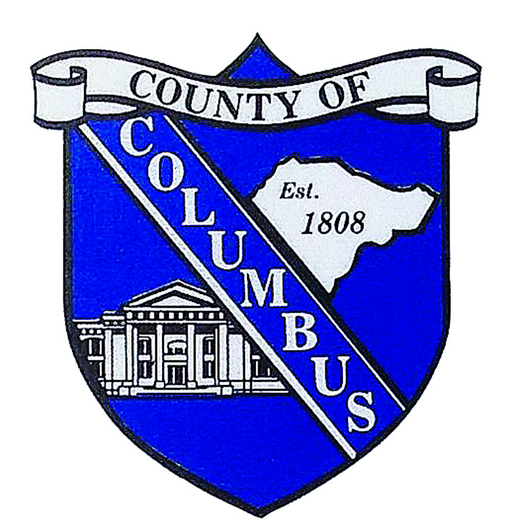 Columbus County Seal