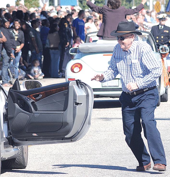 Jimmy G. Shuffle 2010 Yam Parade