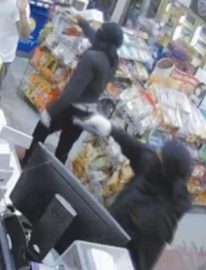 Quick Mart Chadbourn Robbery