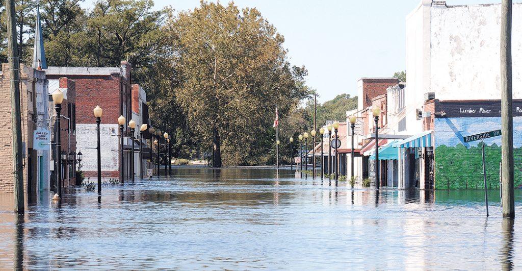 River Claims Main Street Fair Bluff