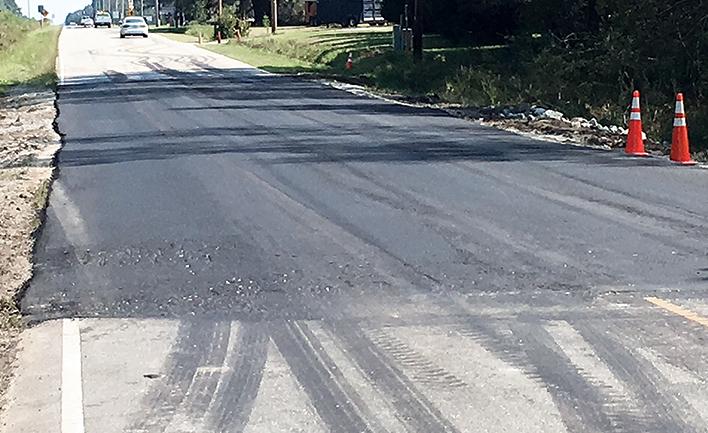 US 701 Road Repair_Allsbrook