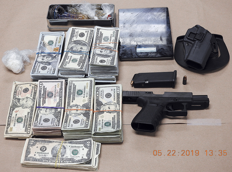 Drugs_Guns_Money_Bakersfield Seizure