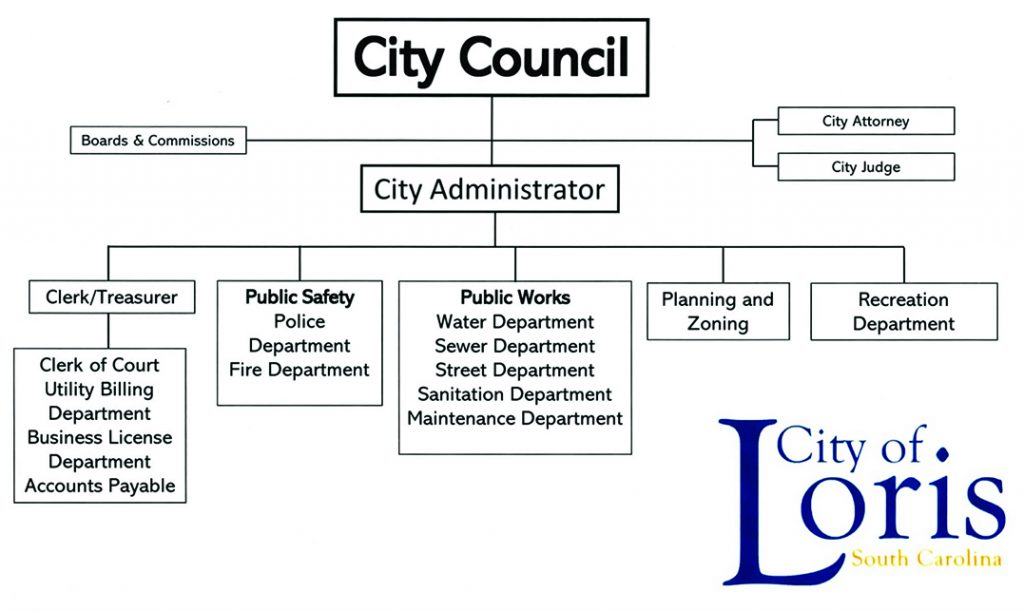 Loris City Flow Chart