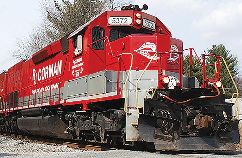 Corman Locomotive