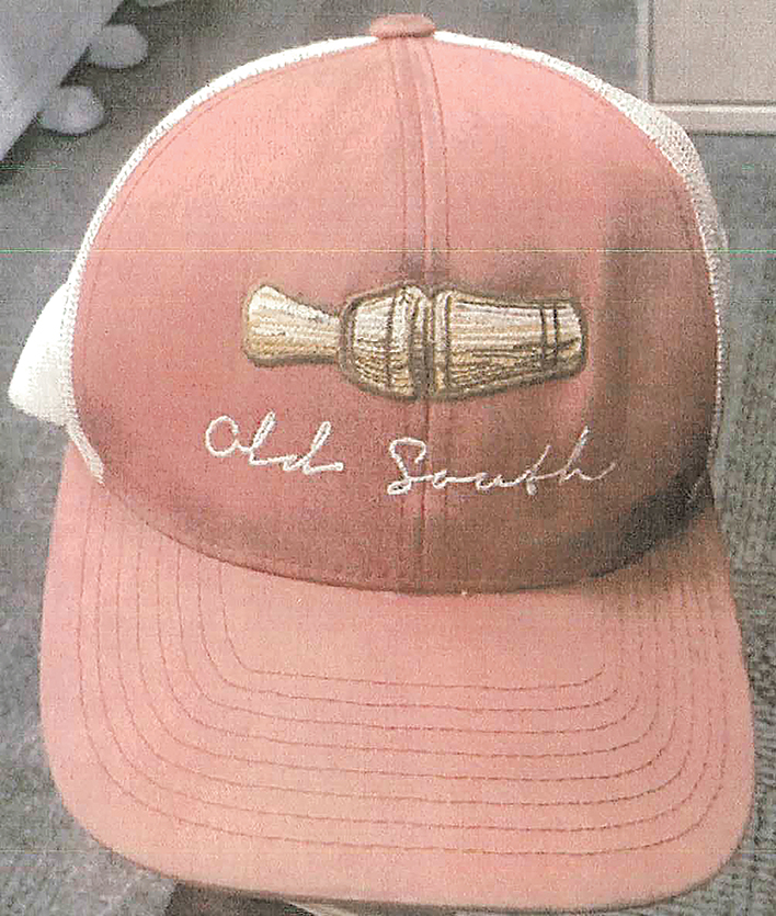 Old South Hat_Duck Call