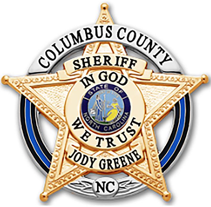 CCSO Badge_Greene