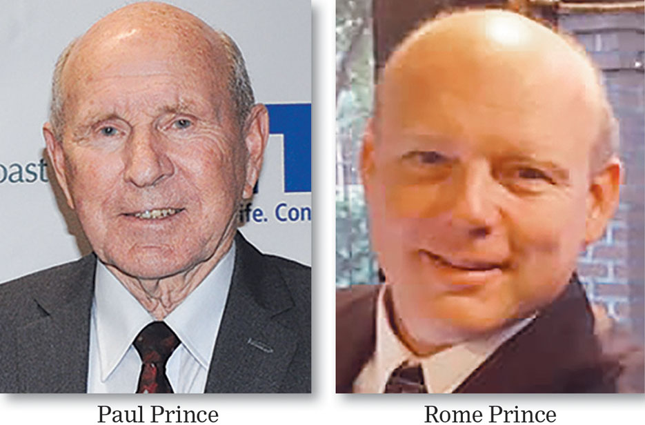 Paul-Rome Prince