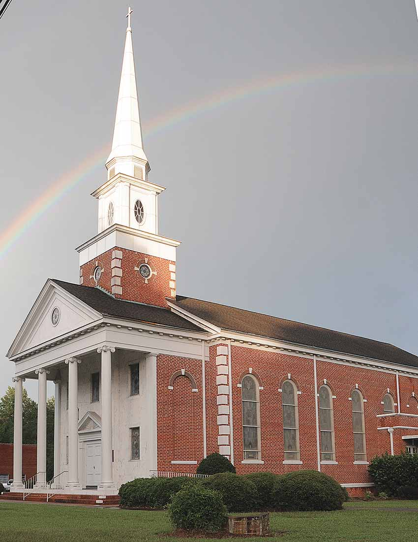 Churches Adapt  Crhs Essential Visitation Policy  And