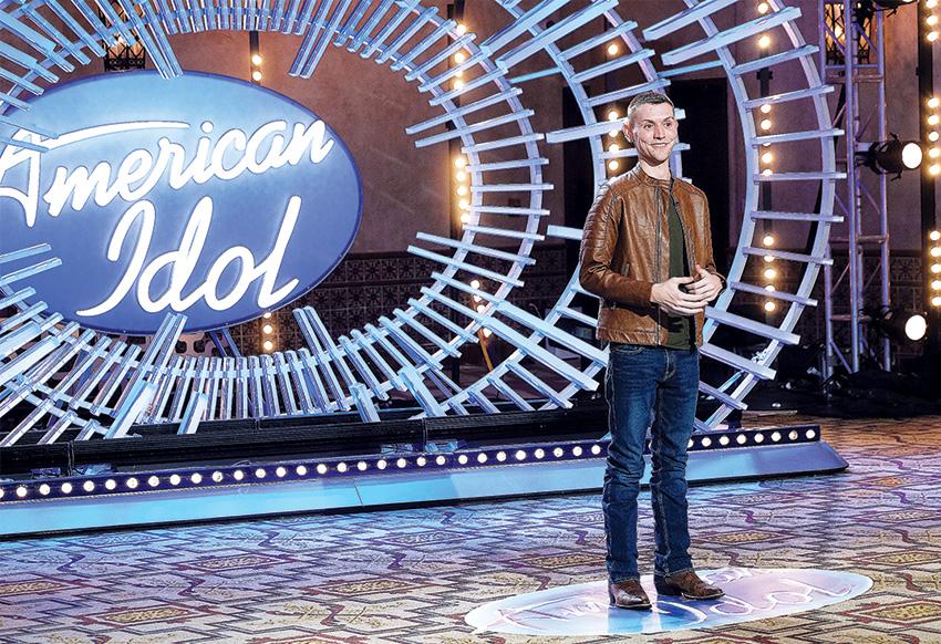 "AMERICAN IDOL – ""Episode TBD"" (ABC/John Fleenor) DUSTIN CHAPMAN"