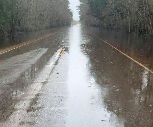 NC 904 flooding