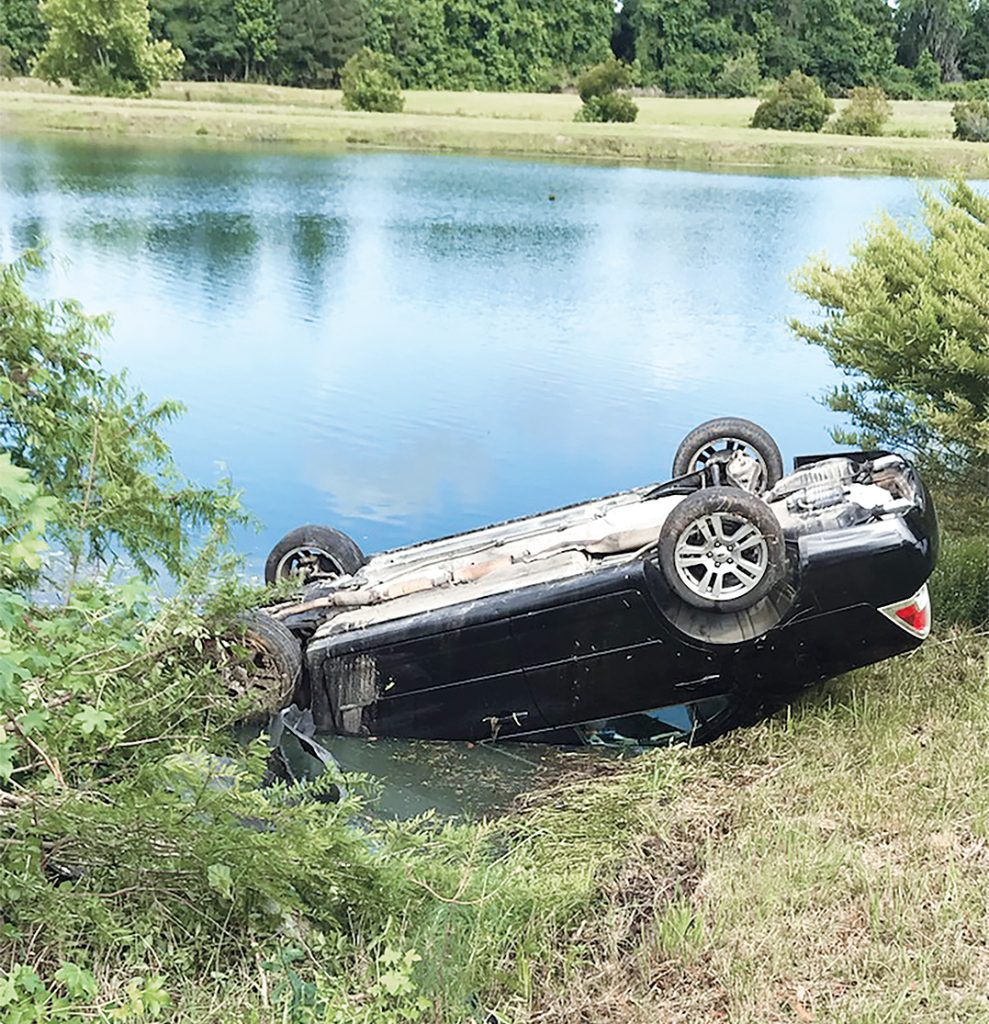 10-50PD_Overturned In Pond_Daddy Joe