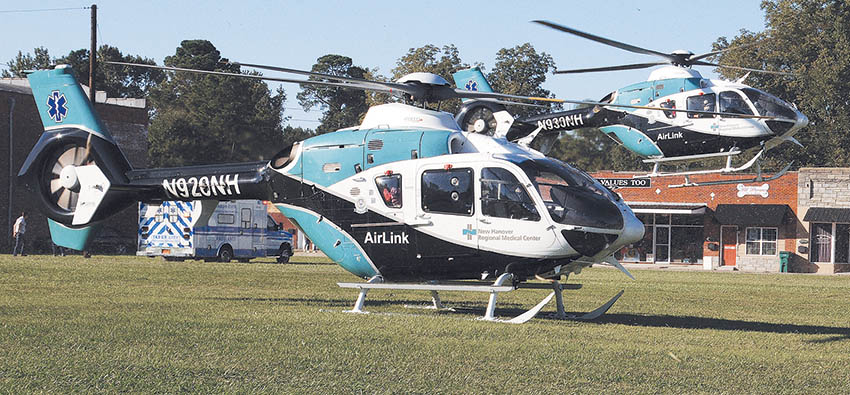 AirLink Copters_Landing_On Ground_TCFD